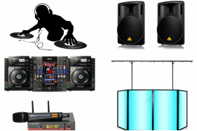 mobile disco london