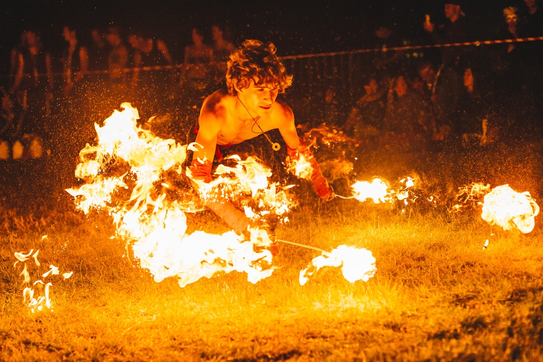 Fire Performance Hire in London